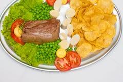 Polędwicowego Mignon stek Zdjęcie Royalty Free