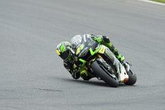 Pol espargaro, moto gp 2014 Royalty Free Stock Images