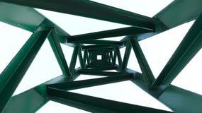 Pol för abstrakt konst Royaltyfri Fotografi