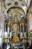 Polônia, o 20 de agosto de 2014 - monastério Madonna preto de Czestochowa no Polônia Foto de Stock
