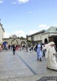 Polônia, preto Madonna de agosto 20,2014-Monastery de Czestochowa no Polônia Imagens de Stock Royalty Free