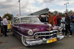 Polônia 2015r de Myslowice dos carros da reunião VI Foto de Stock Royalty Free