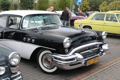 Polônia 2015r de Myslowice dos carros da reunião VI Imagens de Stock Royalty Free