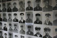 Pol pot massacre Royalty Free Stock Images