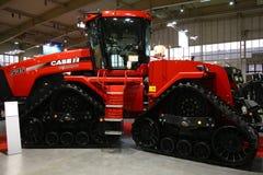 POLAGRA PREMIERY 2010 - Fall-Traktor Lizenzfreie Stockfotos