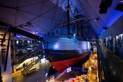Polair schip Fram Stock Foto