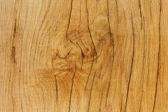 Polakierowana drewniana deska Obrazy Royalty Free