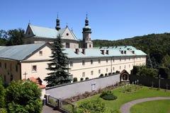 Poland. Monastery of Discalced Carmelites in Czerna. Old abbey Royalty Free Stock Photos