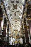 Poland,August 20,2014-Monastery Black Madonna from Czestochowa in Poland Stock Image