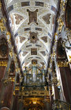 Poland,August 20,2014-Monastery Black Madonna from Czestochowa in Poland Stock Photo