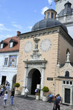 Poland,august 20th 2014-Monastery Black Madonna from Czestochowa in Poland Royalty Free Stock Photos