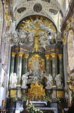 Poland,august 20th 2014-Monastery Black Madonna from Czestochowa in Poland Stock Photo