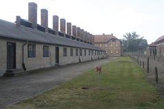 Poland Auschwitz Stock Image