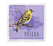 POLAND - CIRCA 1966: A stamp printed in  shows European go Stock Photos