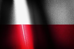 Poland Flags Images Royalty Free Stock Photography