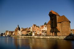 Poland, Gdansk Stock Photo