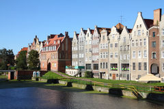 Poland - Gdansk Royalty Free Stock Photo