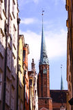 Poland . Gdansk Royalty Free Stock Image
