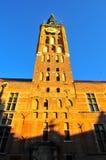 Gdansk City Hall stock photography