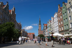 Poland Gdansk Stock Photography