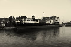 Poland Gdansk ship Royalty Free Stock Images