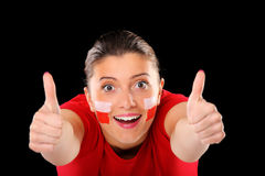 Free Poland Is Cool! Stock Photography - 20382222