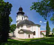 poland katedralny stary zamosc Fotografia Stock