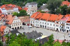 Poland - Kazimierz Dolny Stock Photography
