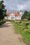 Poland Kozlowka palace with garden Stock Photography
