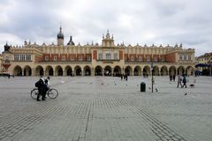 Poland, krakow Royalty Free Stock Photography
