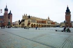 Poland, krakow Royalty Free Stock Photo
