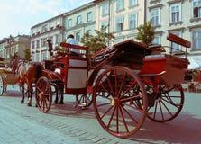 Poland. Krakow. Stock Image