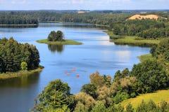 Poland landscape Royalty Free Stock Photography