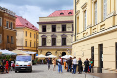Poland - Lublin Royalty Free Stock Photo