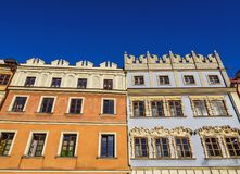 Old Town in Lublin, Poland Royalty Free Stock Image