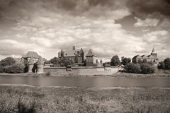 Poland - Malbork Stock Photography