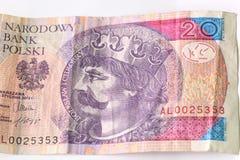 Poland money Stock Images