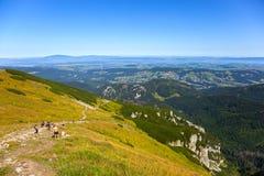Poland mountains Royalty Free Stock Image