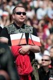 Poland mourns.. Stock Photos