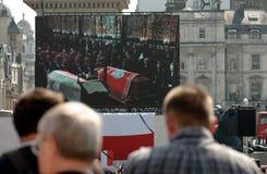 Poland mourns.. Stock Image