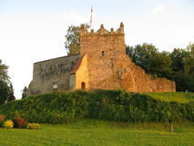 Poland, Nowy Sacz Fortress Stock Photography