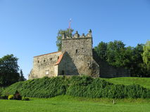 Poland, Nowy Sacz fortress Stock Photo