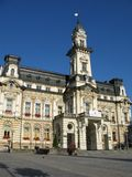 Poland, Nowy Sacz town hall Stock Images