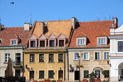 Poland - Sandomierz Royalty Free Stock Photography