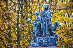 Poland. Station of the Cross in Czestochowa, Poland Royalty Free Stock Photo
