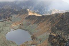 Poland, Tatra Mountains, Zadni Staw of Dolina Pięciu Stawów Royalty Free Stock Photo