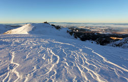 Poland Tatras at Winter - Kasprowy Wierch Stock Images