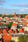 Poland - Torun Royalty Free Stock Photos