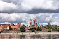 Poland - Torun Royalty Free Stock Photo
