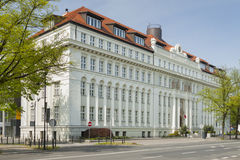 Poland, Upper Silesia, Gliwice, Administrative Court Building Stock Photos